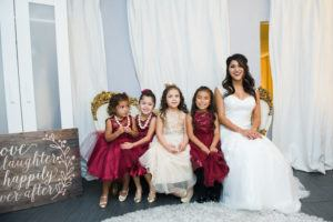 Mexican Weddings Have Many Flower Girls