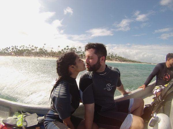 Honeymoon & Scuba 56